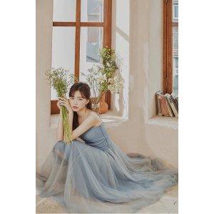 Ecru Emissary水蓝色芭蕾舞裙
