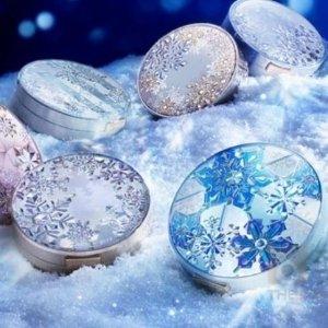 全场新品 88折 低至$3.51雪花限定心机蜜粉 SUQQU粉霜 喜欢日系美妆的快收