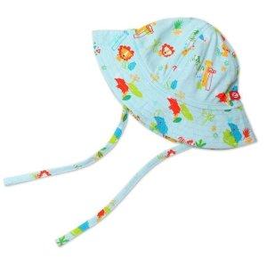 Zutano动物花纹遮阳帽 婴童款