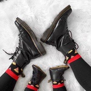 $78起(原价$120)Dr. Martens女士1460 W 马丁靴(多色)