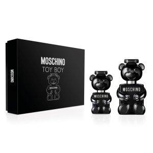 变相5.6折 €72收封面同款圣诞礼物:Moschino Toy Boy X20 圣诞香水礼盒 总价值€130