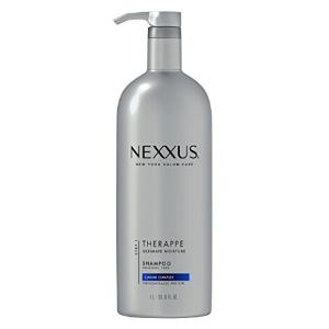 $7.86 女人我最大推荐顶级品牌史低价:Nexxus 保湿丰盈洗发水 33.8oz/1L
