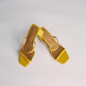Jaggar 方头便鞋Shopbop 每日新品速递 复古俏皮