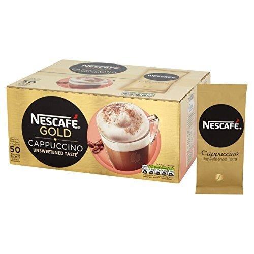 卡布奇诺无糖咖啡 50袋