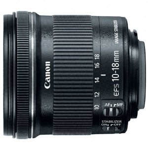 EF-S 10-18mm f/4.5-5.6 IS STM Refurbished