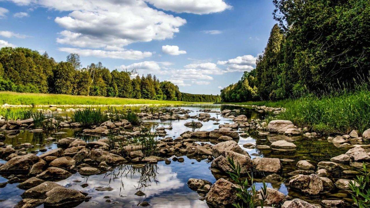 夏日Wellington County一日游 | Elora采石场游泳、保护区漂流都需要提前预约哦~