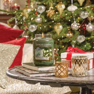 3 For $45 + $10 off $50Any  Large Classic Jar or Tumbler Candle @ Yankee Candle