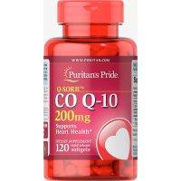 Puritan's Pride 辅酶Co Q-10 200 mg 120粒