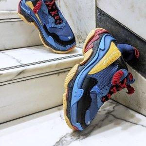 款式超多 袜靴也有!Balenciaga 巴黎世家老爹鞋新款上市 多种配色多样选择