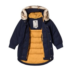 满额额外7折 有大童款Timberland 儿童户外服饰促销 秋冬外套/卫衣好价折上折