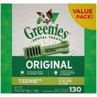 Greenies 狗狗洁牙棒 Teenie 36oz