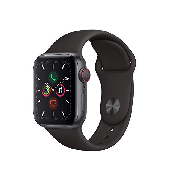 Watch Series 5 (GPS+Cellular, 40mm)