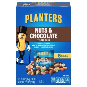 $5.38Planters Trail Mix, Nuts and Chocolate MandMs