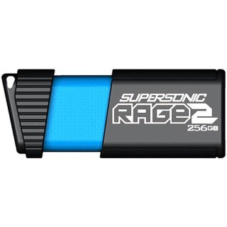 $32.99 (原价$44.99)Patriot Memory 256GB Supersonic Rage 2 固态闪存盘