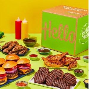 下单立减$25 每餐仅$8.17起独家:Hello Fresh 轻松解决晚饭难题 新鲜食材送到家