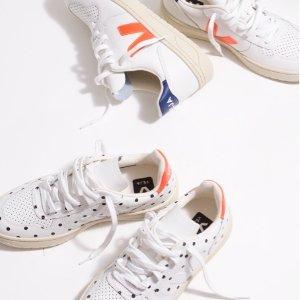 Madewell x Veja V-10 Sneakers New