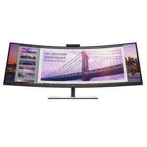 仅(?)售€1154HP S430c 43.4英寸 超炫酷 带鱼屏 曲面显示器