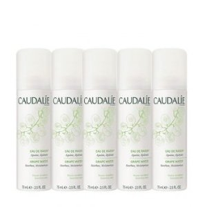 Dealmoon Exclusive! $40(Value $50)Travel Sized Grape Water 5-pack @ Caudalie