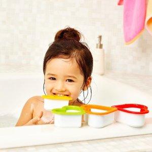 5折起Munchkin 精选婴幼儿日用品、餐具、玩具等特卖