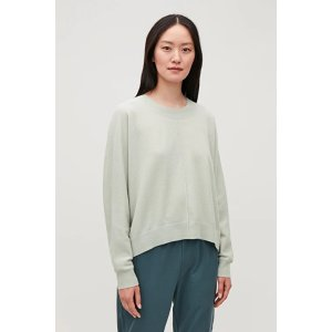 COSRELAXED CASHMERE JUMPER