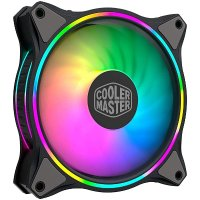 Master Fan MF120 Halo Duo-Ring Addressable RGB风扇