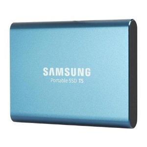 $92.99Samsung Portable T5 500GB 移动固态硬盘