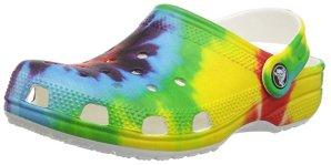 $7.99(原价$34.99)起+包邮Crocs 儿童经典洞洞鞋特卖