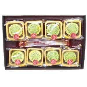 香港月伴皇庭 抹茶流心月饼 60g*8