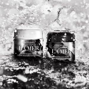 独特瓶身图案设计 深沉而优雅La Mer x Mario Sorrenti联名限量款神奇面霜