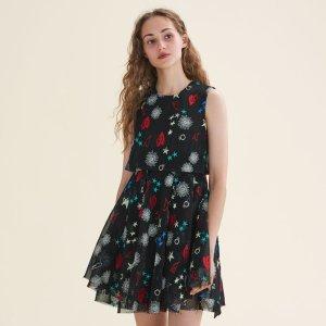 低至2折 美裙$59起最后一天:Maje官网 甜美美衣及配饰大促热卖