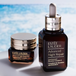Up to 9-piece Free GiftMacy Estee Lauder Advanced Night Repair Collection Sale