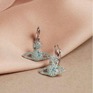 8折!小土星项链£60!Vivienne Westwood 爆款补货 入小土星、水钻、Logo戒指等