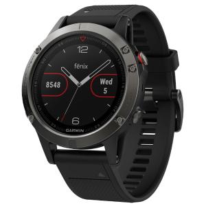 英国直邮¥2421Garmin Fenix5 多功能光电心率GPS手表 47mm