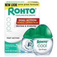 Rohto Cool 缓解红血丝眼药水 13ml 3瓶