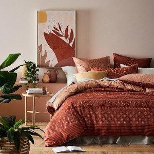 Bodhi Clay 床单套装