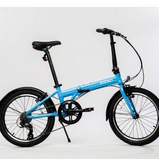 $243.29(原价$336.55)闪购:EuroMini ZiZZO 20寸自行车