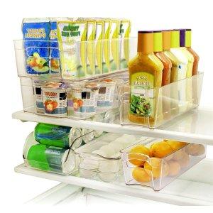 冰箱收纳盒 6件套