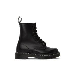 Dr. Martens1460 白线8孔马丁靴