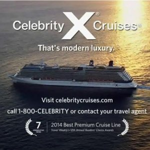 From $529 Exclusive Wave Sale on Celebrity Cruises