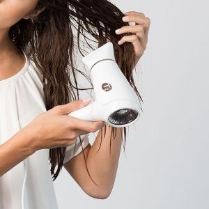 $174.47(原价$200)T3 可折叠便携式白色吹风机特卖,高颜值快速干发神器