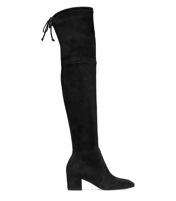THE IRENA过膝靴