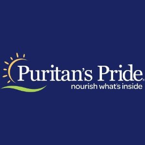 Extra 15% Off or 20% Off $100Puritan's Pride Vitamins and Supplements Sale