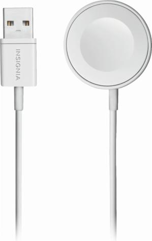 $12.49起Insignia MFi认证 Apple Watch 无线磁力充电器