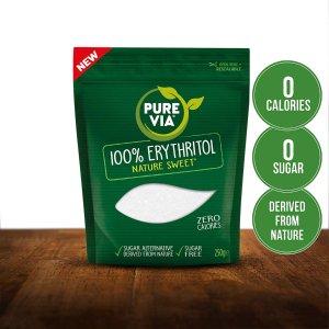 £9.46,低脂营养Truvia、Pur Via 代糖热促 英国超市常见品牌
