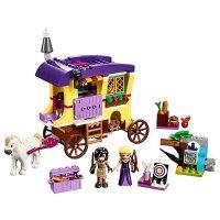 Lego 迪斯尼 长发公主的旅行马车 - 41157