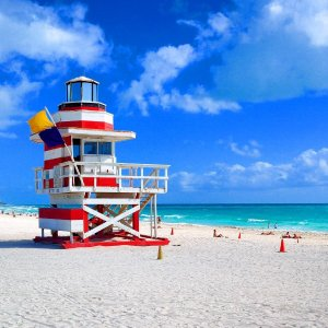 From $72Various Cities to Miami: Good Fare Round trip