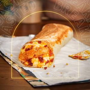 $1.29起Tacobell 早餐卷饼回归 奶酪、薯饼、grande三款可选