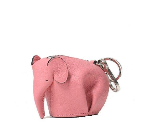 小象钥匙链包