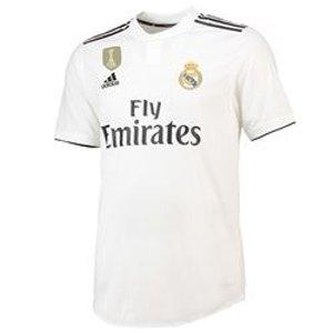 皇家马德里主场球衣 2018-19