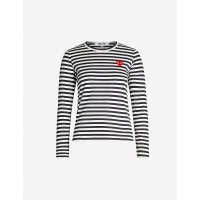 Comme des Garcons Play 小桃心长袖T